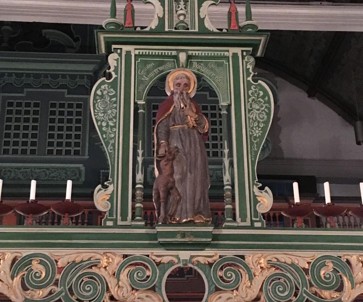 St-Aegidius-am-Leuchter